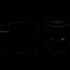 Nikon D850 + 24-120mm f4G ED VR