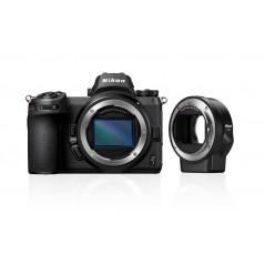 Nikon Z7 + adapter FTZ + Sony XQD 64GB + RABAT 860 zł
