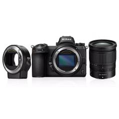 Nikon Z7 + 24-70mm f4 + adapter FTZ   RABAT 1860zł