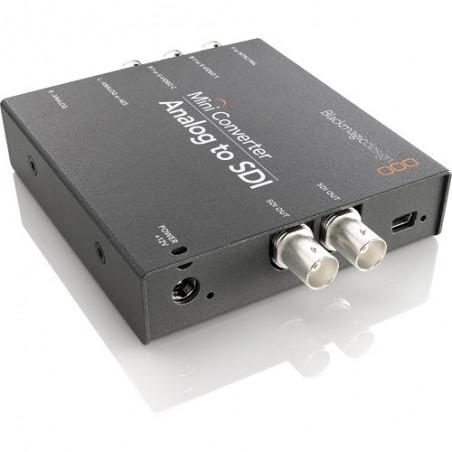 Blackmagic Mini Converter Analog to SDI
