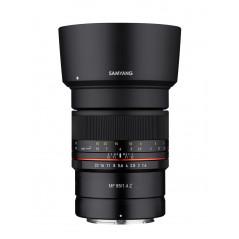 Samyang MF 85mm 1,4 Nikon Z + 5 lat gwarancji