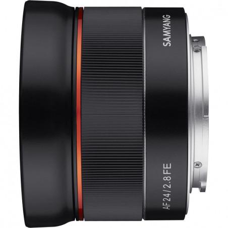 Obiektyw Samyang AF 24mm F2.8 Sony E + 5 lat gwarancji