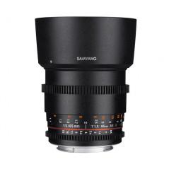 Obiektyw Samyang 85mm T1.5 VDSLR S IF UMC II Sony E + 5 lat gwarancji