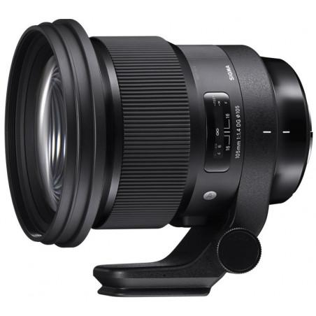 Sigma 105mm f1.4 ART DG HSM Canon + Pendrive LEXAR 32GB WRC za 1zł + 5 lat rozszerzonej gwarancji