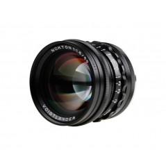 Voigtlander Nokton 50 mm f/1.5 Srebrny do Leica M