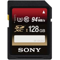 KARTA PAMIĘCI Sony SDXC Expert 128GB UHS-I R94 (SFG1UX2)