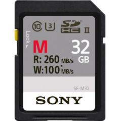 Karta pamięci Sony Professional SDXC 32GB Class 10 UHS-II (SF32M)