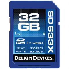 Karta pamięci DELKIN 32GB SDHC 633X UHS-I (U3)