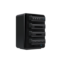 Czytnik kart LEXAR Professional WorkFlow HR2 USB HUB