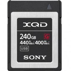 Karta pamięci Sony XQD 240GB 440R/400W
