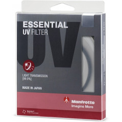Manfrotto Essential MFESSUV-82 - filtr UV 82mm