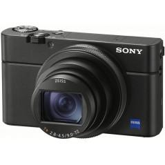 Aparat cyfrowy Sony DSC-RX100 VI + NEWELL NP-BX1 (DSCRX100M6)
