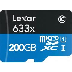 Karta Pamięci Lexar 200GB x633 microSDXC UHS-I