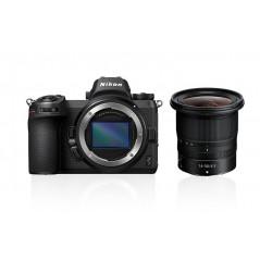 Nikon Z7 + Nikkor Z 14-30mm f/4