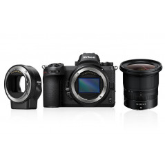 Nikon Z7 + Nikkor Z 14-30 F4 + adapter FTZ + Rabat 1720zł