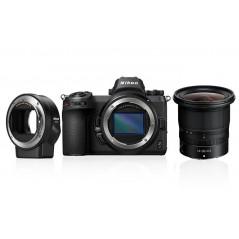 Nikon Z7 + Nikkor Z 14-30 F4 + adapter FTZ