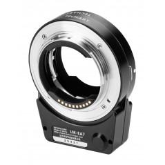 Adapter bagnetowy z autofocusem Techart PRO LM-EA7 - Leica M / Sony E