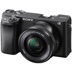 Sony A6400L + 16-50mm f3.5-5.6 (ILCE-6400L) | Lens CASHBACK 450zł
