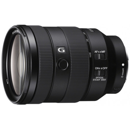 Sony FE 24-105mm f/4 G OSS (SEL24105G)   RABAT 850ZŁ Z KODEM: SA850SA