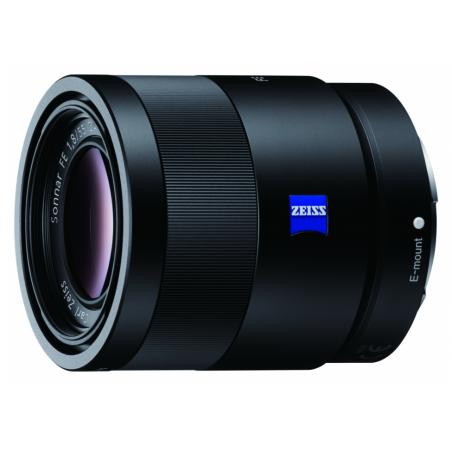 Obiektyw Sony FE 55mm f/1.8 ZA Carl Zeiss (SEL55F18Z.AE) + Rabat 300zł