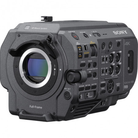 Sony PXW-FX9 XDCAM 6K Body + Wiosenny Rabat 1000zł!