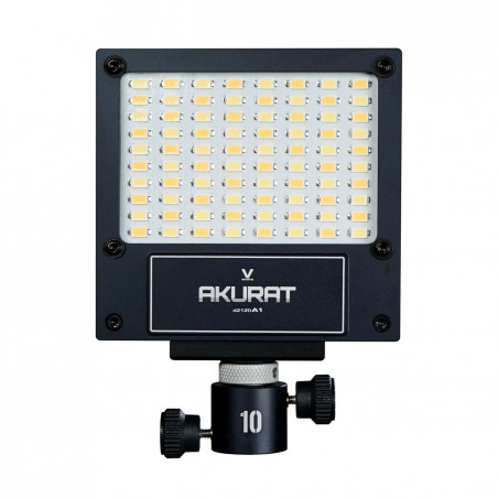 Akurat Lighting A1 V-WHITE lampa nakamerowa o pełnym widmie (D2120A1)