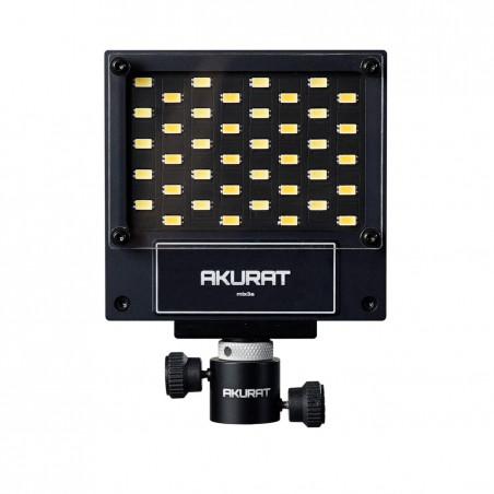 Lampa nakamerowa Akurat MIX3A (B1120mix3 high CRI)
