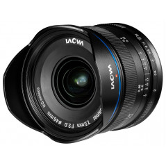 Venus Optics LAOWA C-Dreamer Lightweight 7.5mm f/2.0 / Micro 4/3 - czarny