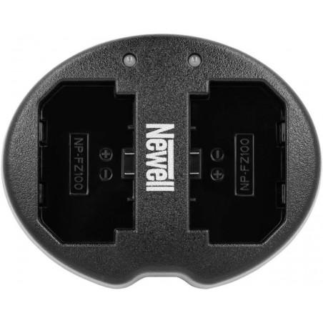 Ładowarka Newell dwukanałowa SDC-USB do Sony NP-FZ100