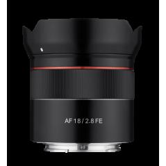 Samyang AF 18mm f/2.8 Sony FE   Filtr Kenko 58mm GRATIS!