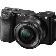 Sony A6100L + obiektyw E PZ 16–50mm f/3.5–5.6 OSS (ILCE-6100L) -NOWOŚĆ!