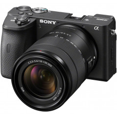 Sony A6600M (ILCE-6600M) + CASHBACK 650zł + LENS CASHBACK 450zł