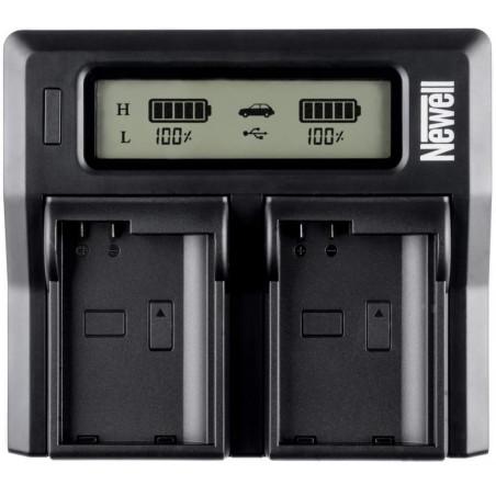 Ładowarka dwukanałowa Newell DC-LCD do NP-FZ100