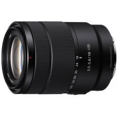 Sony E 18-135mm f/3.5-5.6 OSS (SEL18135)   RATY 12 x 0%