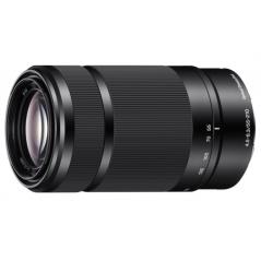 Sony E 55-210mm f/4.5-6.3 OSS czarny (SEL55210) | STARE NA NOWE 65zł