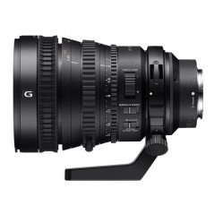 Sony 28-135mm f/4 FE PZ G OSS (SELP28135G) | -800zł z kodem: SY800