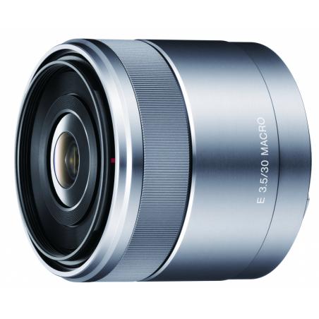 Sony E 30mm f/3.5 Macro (SEL30M35) + CASHBACK 100zł
