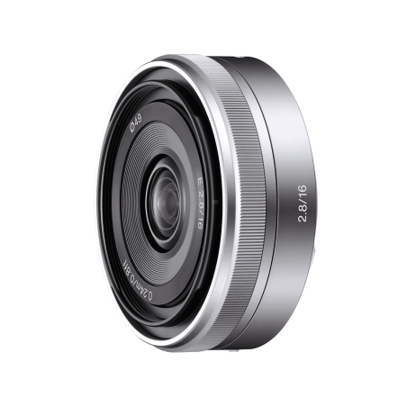 Sony E 16mm f/2.8 (SEL16F28) |RATY 12 x 0%