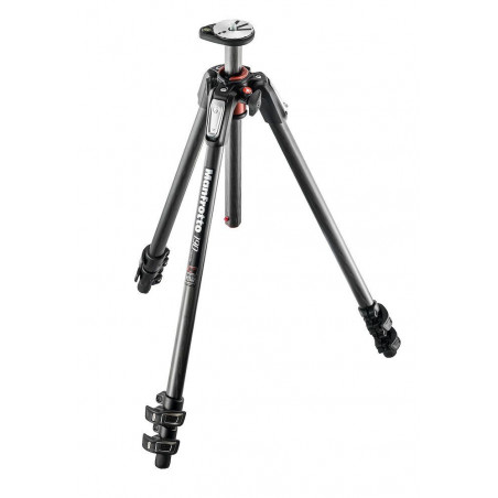 Manfrotto MT190CXPRO3 statyw bez głowicy CARBON