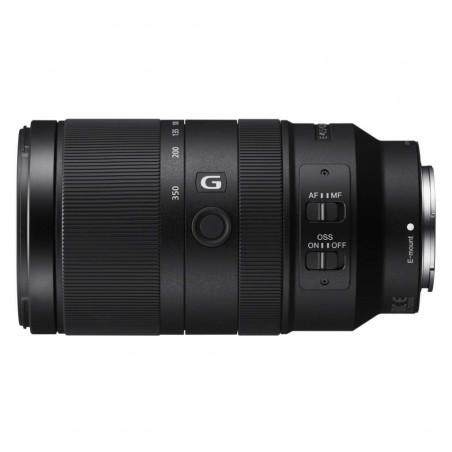 Sony E 70–350mm f/4.5–6.3 G OSS (SEL70350G) | RATY 12 x 0%