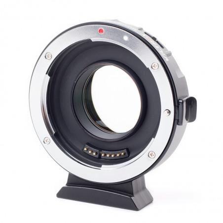 Viltrox EF-M2 II - adapter bagnetowy Canon EF - MFT 0,71x