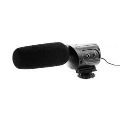 Saramonic SR-M3 - mikrofon pojemnościowy kardioidalny do kamer, lustrzanek