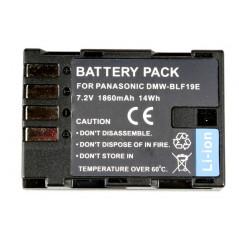 Akumulator Zoom BLF19 (Panasonic GH4, GH5)