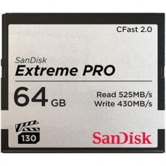 Karta pamięci SanDisk Extreme PRO 128GB CFast 2.0 VPG130