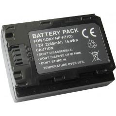 Zoom NP-FZ100 akumulator 2280mAh