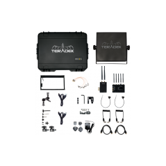 Teradek Bolt 3000XT SDI/HDMI Wireless Tx/Rx Deluxe Kit (V Mount) plus a FREE Sidekick XT Receiver