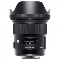 Sigma 24mm f/1.4 ART DG HSM Sony-E