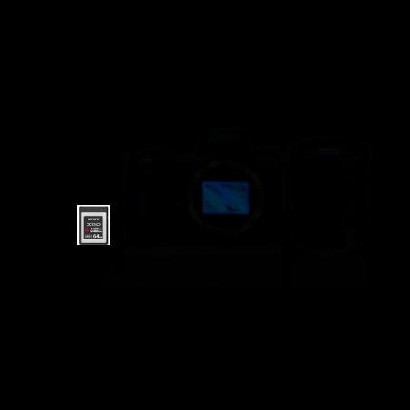 Nikon Z6 + 24-70mm f/4.0 + XQD 64GB
