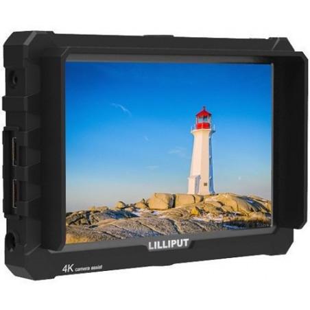Lilliput A7s monitor podglądowy 7''- Black Edition