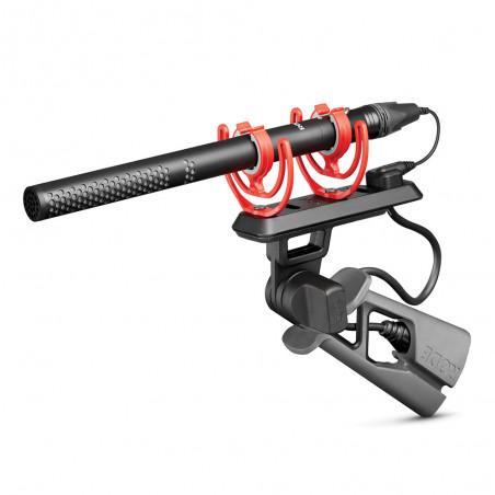RODE NTG5 - zestaw, mikrofon kierunkowy typu shotgun z uchwytem PG2-R